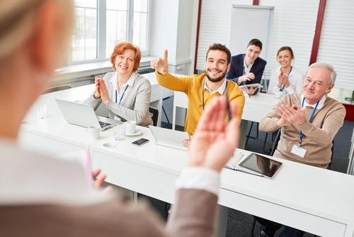 Firmenspezifische Intensivtrainings für Führungs- und Fachkräfte bundesweit